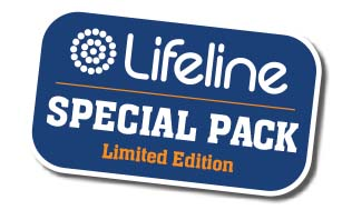 LHS lifeline special pack logo
